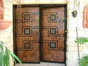 חידוש דלת כניסה