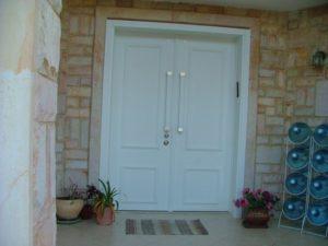 דלת דו כנפית דגם ונציה