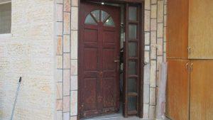 החלפת דלת כניסה 3
