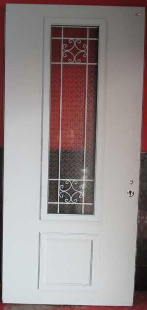 בלתי רגיל דלתות חוץ זולות [דלת כניסה פשוטה] דלתות כניסה זולות, במבצע, בצפון FD-49